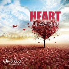 City Of God Music Team - Heart Of Worship Used - Very Good Cd