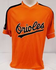 BRAND NEW Majestic MLB Baltimore Orioles Cooperstown Collection Shirt Jersey