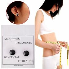 SLIM Auricular Bio-Magnetic Therapy Earrings Studs for Slimming-Weight Loss