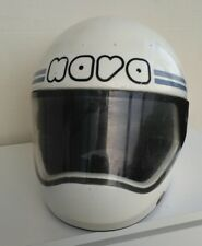 casco Nava 3 no air vintage helmet 1982  no bell shoei arai agv vespa