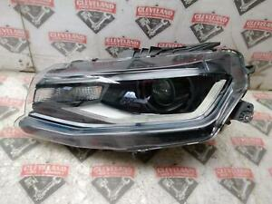 2016-2021 Chevrolet Camaro OEM LH Left Driver Headlight Headlamp HID 84129203