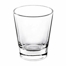 Whiskey Shot Glass; Set of 6 Shot Glasses 1.69 FL Oz. / 50 ML