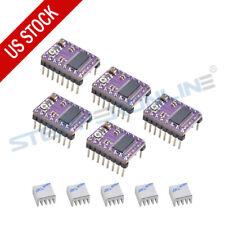 5pcs Drv8825 Stepper Motor Driver Control Extension Shield Board For 3d Printer