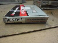 Fits Subaru GL Autospecialty Brake Hydraulic Brake Hydraulic Hose #HB55001 H245