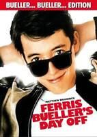 Ferris Bueller's Day Off - DVD By Broderick, Matthew - GOOD
