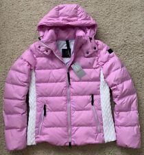NWT Fire and Ice Bogner Lela 2 DO Ski Jacket Pink Women's Size Medium 8 $650