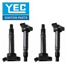 YEC JAPAN Direct Ignition Coils IGC102A Set of 4
