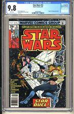 STAR WARS #15  CGC 9.8 WP NM/MT  Marvel Comics 1978 Jedi Vader Skywalker (vol 1)