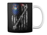 Michigan Welder Gift Coffee Mug