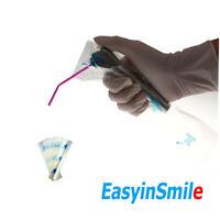 100pcs Easyinsmile Dental Disposable Sleeves 3-way Syringe/ Saliva Ejectors/ HVE