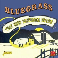 Bluegrass: That High Lonesome Sound - Various (2-CD, 2012) Import - New Sealed