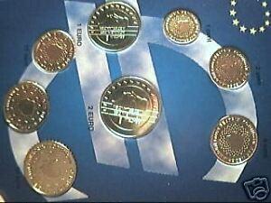2009 OLANDA 8 monete euro pays bas Paises Bajos