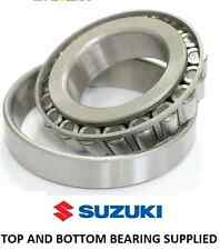 SUZUKI DR400 DR 400 S 1980-82 QUALITY STEERING HEAD RACE BEARING SET