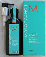 Moroccanoil Moroccan Oil 100ml 3.4oz Treatment 100% Original Fast Free Shipping