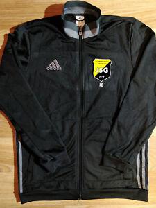 Adidas JSG Langschede Frömern Mens Tracksuit Top Jacket Football Soccer Germany