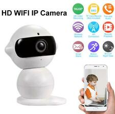 360° Roboter Mini IP Kamera 960P CCTV Wifi Wireless Netzwerk Webcam Nachtsicht