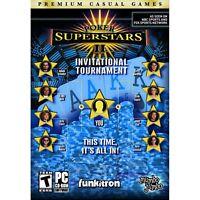 Poker Superstars II Invitational Tournament PC Games Windows 10 8 7 XP Computer