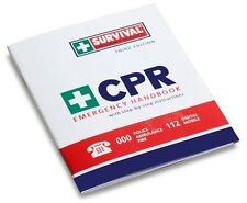 First Aid Kit    CPR Emergency Handbook    Charity Fundraising for CLS