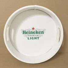 Heineken Light Beer Red Star Logo Beer Tray 12� - Brand New In Bag!