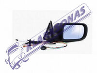 FOR BMW E39 1996 - 2003 OUTSIDE WING MIRROR 15 PIN FOLDED RIGHT 51168119724