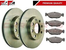 FOR Daewoo FRONT MINTEX BRAKE DISC DISCS and BRAKE PADS PAD SET PAIR MDK0001