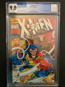 X-Men 4 1st App Omega Red CGC 9.0 High Grade Marvel Comic CL91-21