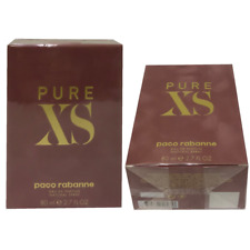 PURE XS by Paco Rabanne Perfume 2.7 oz. EDP Spray for Women. New Sealed Box.