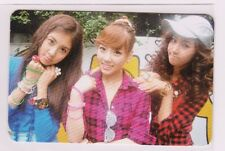 "SNSD Girls' Generation ""Oh ! "" Official  Photocard TAEYEON SEOHYUN YURI NEW G621"
