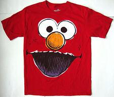 Men's SESAME STREET ELMO T shirt size medium M