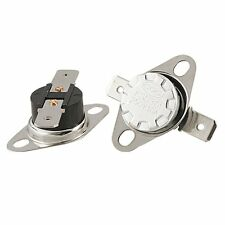 KSD301 NC 135 degree 10A Thermostat, Temperature Switch, Bimetal Disc - KLIXON