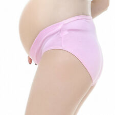 Women Pregnancy Low-waist Maternity Panties Cotton Pregnant Briefs Underwear NEW