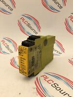 PILZ P2HZ X4P 24VDC 3N/O 1N/C SAFETY RELAY 777355