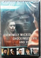 Extremely Wicked, Shockingly Evil and Vile - DVD - Region 1 - NEW