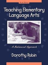 Teaching Elementary Language Arts: A Balanced Approach (6th Edition)-ExLibrary