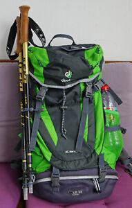 Wanderrucksack Deuter Aircomfort mit Fotofach