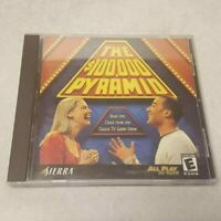 The $100,000 Pyramid Game PC CD-ROM Sierra 2001 Quiz Show