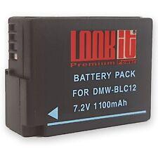 LOOKit BLC12E für Panasonic Lumix FZ1000 II FZ2000 FZ1000 FZ300 G70