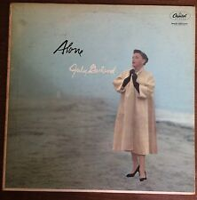 "JUDY GARLAND ""ALONE"" T835/1957 ORIGINAL MONO"