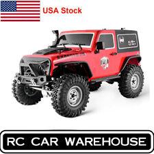 RGT RC Rock Crawler 1/10 Off Road Trucks RTR Split Transmission 4WD RC Car US