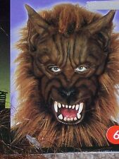 Wolf Mask,full face,Ages 8+,1sz fits most,Wolfman,Werewolf,theater,Red Riding