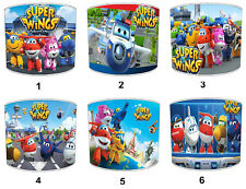 Super Wings Lampshades, Ideal To Match Super Wings Bedding Sets & Duvet Covers