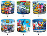 Super Wings Lampshades, Ideal To Match Super Wings Bedding Sets & Duvet Covers.