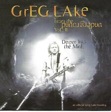GREG LAKE From the Underground Vol II Deeper Into The Mine Emerson Lake & Palmer