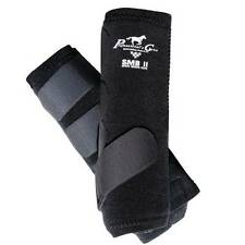 Professional's Choice SMBII Boots BLACK Prof SMB L Lrg Large Sports Medicine Pro