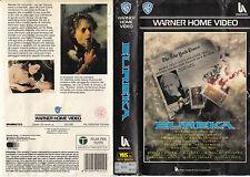 EUREKA (1983) VHS