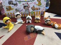 6pcs/set Anime Mr.Osomatsu San Karamatsu PVC Figure Model Toys Kids Gift