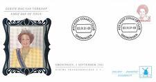 Philato FDC W138 - Blanco / Open klep (CW = € 20,-)