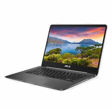 "ASUS ZenBook UX430UN 14"" (512GB,Core i7 8th Gen., 1.8GHz,16GB) Laptop - Grey - UX430UNGV060R"