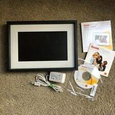 Kodak Easyshare W1020 10-Inch Wireless Wi-Fi Digital Frame LCD Display Speakers