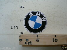 STICKER,DECAL BMW LOGO CAR/MOTORCYCLE B